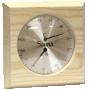 Termoigrometro in legno