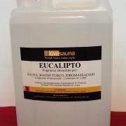 Olio essenziale all'eucalipto 5L