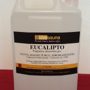 Olio essenziale all'eucalipto 3L