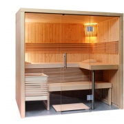 "Sauna ""Panorama Small"""